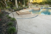 <h5>Custom Swimming Pool - Southlake</h5><p>Signature Pools & Spas - Custom Swimming Pools</p>