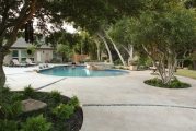 <h5>Landscape Design - Westlake</h5><p>Signature Pools & Spas - Custom Swimming Pools</p>
