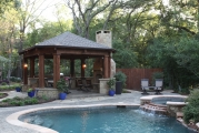 <h5>Pavillions - Frisco</h5><p>Signature Pools & Spas - Custom Swimming Pools</p>