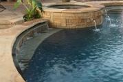 <h5>Custom Pool Spa - Richardson</h5><p>Signature Pools & Spas - Custom Swimming Pools</p>