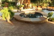 <h5>Custom Pool Spa - McKinney</h5><p>Signature Pools & Spas - Custom Swimming Pools</p>
