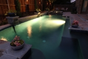 <h5>Custom Pool Lighting - Westlake</h5><p>Signature Pools & Spas - Custom Swimming Pools</p>
