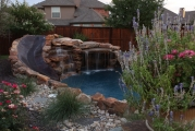 <h5>Stonework - Westlake</h5><p>Signature Pools & Spas - Custom Swimming Pools</p>