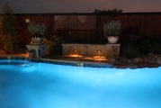<h5>Fences and Gates - Flower Mound</h5><p>Signature Pools & Spas - Custom Swimming Pools</p>