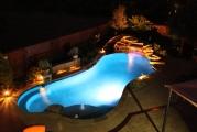 <h5>Outdoor Living - Highland Village</h5><p>Signature Pools & Spas - Custom Swimming Pools</p>