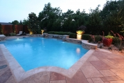 <h5>Custom Swimming Pools - Keller</h5><p>Signature Pools & Spas - Custom Swimming Pools</p>