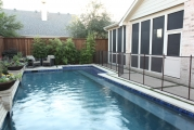 <h5>Pavilions - Murphy</h5><p>Signature Pools & Spas - Custom Swimming Pools</p>
