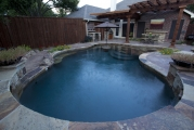 <h5>Outdoor Living - Highland Park</h5><p>Signature Pools & Spas - Custom Swimming Pools</p>