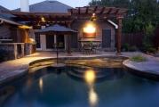 <h5>Pergolas - Trophy Club</h5><p>Signature Pools & Spas - Custom Swimming Pools</p>