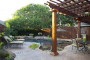 <h5>Pergolas - Westlake</h5><p>Signature Pools & Spas - Custom Swimming Pools</p>