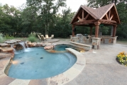 <h5>Pavilion - Trophy Club</h5><p>Signature Pools & Spas - Custom Swimming Pools</p>