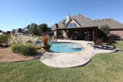 <h5>Pavilions - Plano</h5><p>Signature Pools & Spas - Custom Swimming Pools</p>