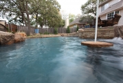 <h5>Swimming Pool Renovation - Southlake</h5><p>Signature Pools & Spas - Custom Swimming Pools</p>