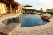 <h5>Pool Remodel - Plano</h5><p>Signature Pools & Spas - Custom Swimming Pools</p>