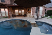 <h5>Custom Pool Spa - Coppell</h5><p>Signature Pools & Spas - Custom Swimming Pools</p>