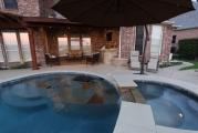 <h5>Custom Pool Spa - Coppell</h5><p>Signature Pools & Spas - Custom Swimming Pools</p>