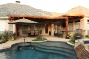 <h5>Pavilions - Colleyville</h5><p>Signature Pools & Spas - Custom Swimming Pools</p>
