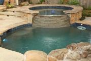 <h5>Custom Pool Spa - Frisco</h5><p>Signature Pools & Spas - Custom Swimming Pools</p>