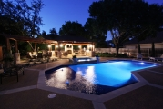 <h5>Outdoor Living - Frisco</h5><p>Signature Pools & Spas - Custom Swimming Pools</p>