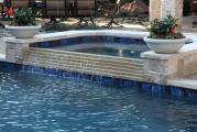 <h5>Custom Pool Spa - Allen</h5><p>Signature Pools & Spas - Custom Swimming Pools</p>