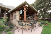<h5>Pavilions - McKinney</h5><p>Signature Pools & Spas - Custom Swimming Pools</p>
