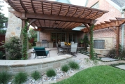 <h5>Pergolas - Coppell</h5><p>Signature Pools & Spas - Custom Swimming Pools</p>