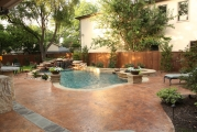 <h5>Outdoor Design - Keller</h5><p>Signature Pools & Spas - Custom Swimming Pools</p>