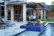 <h5>Arbors - Colleyville</h5><p>Signature Pools & Spas - Custom Swimming Pools</p>