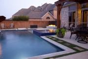 <h5>Pool Remodel - Colleyville</h5><p>Signature Pools & Spas - Custom Swimming Pools</p>