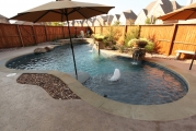 <h5>Pool Remodel - Flower Mound</h5><p>Signature Pools & Spas - Custom Swimming Pools</p>