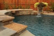 <h5>Custom Stonework - Murphy</h5><p>Signature Pools & Spas - Custom Swimming Pools</p>