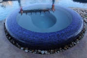 <h5>Custom Pool Spa - McKinney</h5><p>Signature Pools & Spas - Custom Swimming Pools</p>