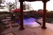 <h5>Arbor - Frisco</h5><p>Signature Pools & Spas - Custom Swimming Pools</p>