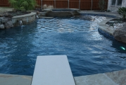 <h5>Pool remodel</h5><p>Signature Pools & Spas - Custom Swimming Pools</p>