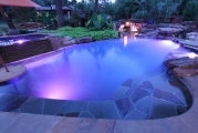 <h5>Pool Lighting - Westlake</h5><p>Signature Pools & Spas - Custom Swimming Pools</p>