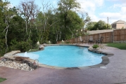 <h5>Outdoor Living - Southlake</h5><p>Signature Pools & Spas - Custom Swimming Pools</p>
