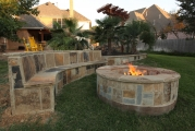 <h5>Outdoor Fireplaces - Westlake</h5><p>Signature Pools & Spas - Custom Swimming Pools</p>
