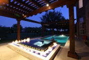 <h5>Pavilions - Allen</h5><p>Signature Pools & Spas - Custom Swimming Pools</p>