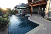 <h5>Pavilions - Highland Village</h5><p>Signature Pools & Spas - Custom Swimming Pools</p>