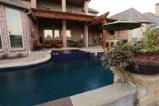 <h5>Arbors - Plano</h5><p>Signature Pools & Spas - Custom Swimming Pools</p>