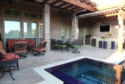 <h5>Custom Pool Spa - Frisco</h5><p>Signature Pools & Spas - Custom Swimming Pools</p>