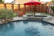 <h5>Custom Pool Spa - Island Park</h5><p>Signature Pools & Spas - Custom Swimming Pools</p>
