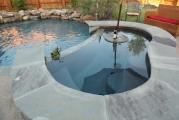 <h5>Custom Pool Spa</h5><p>Signature Pools & Spas - Custom Swimming Pools</p>