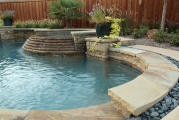 <h5>Custom Pool Spa - Southlake</h5><p>Signature Pools & Spas - Custom Swimming Pools</p>