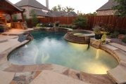 <h5>Outdoor Design - Argyle</h5><p>Signature Pools & Spas - Custom Swimming Pools</p>