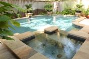<h5>Custom Pool Spa - Highland Village</h5><p>Signature Pools & Spas - Custom Swimming Pools</p>