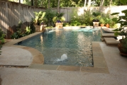 <h5>Landscape Design - Prestonwood</h5><p>Signature Pools & Spas - Custom Swimming Pools</p>