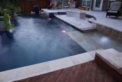 <h5>Pool Renovation - University Park</h5><p>Signature Pools & Spas - Custom Swimming Pools</p>