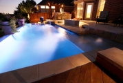 <h5>Custom Swimming Pools - Flower Mound</h5><p>Signature Pools & Spas - Custom Swimming Pools</p>
