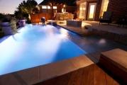 <h5>Custom Swimming Pools - Flower Mound</h5><p>Signature Pools & Spas - Custom Swimming Pools</p>